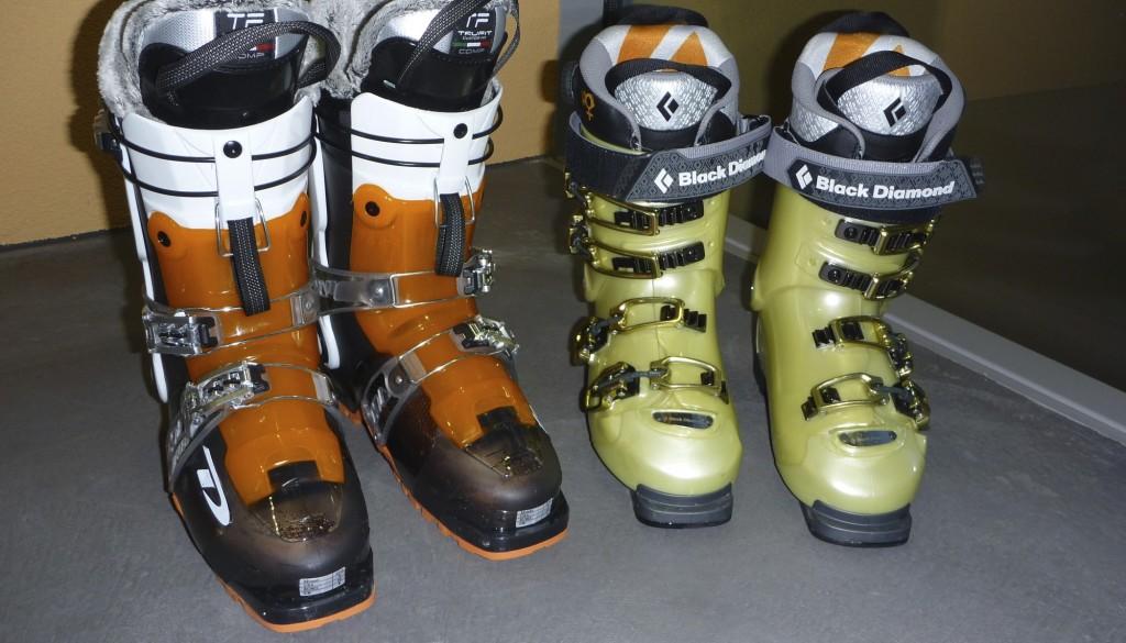Stoos – Skifahren & Skischuhtest