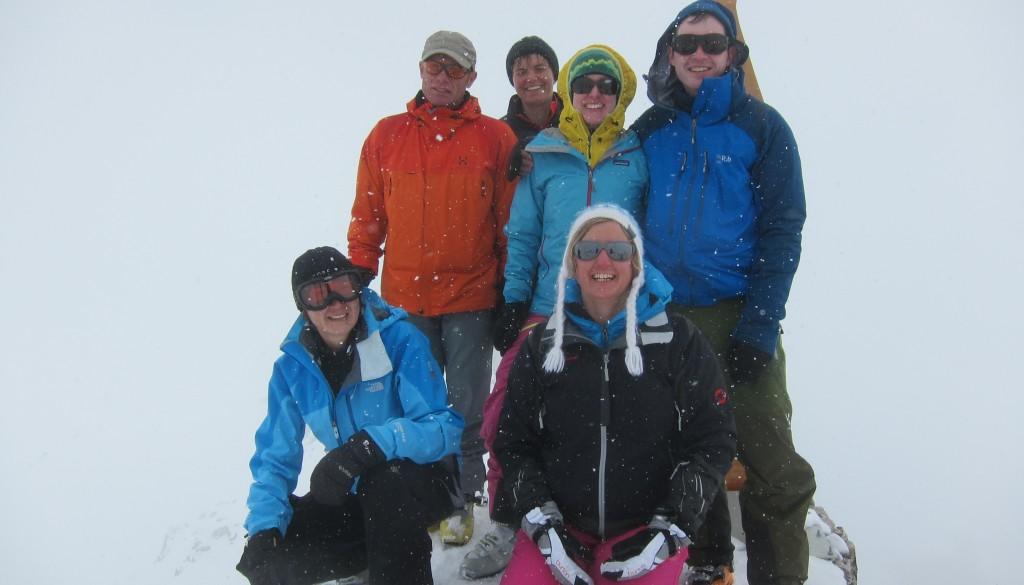 Chli Bielenhorn – Skitour