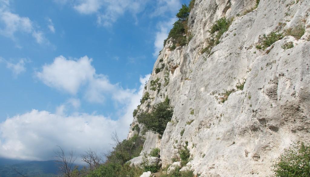 Rocca di Perti – Settore Settentrionale – Falesia dei tre Porcellini