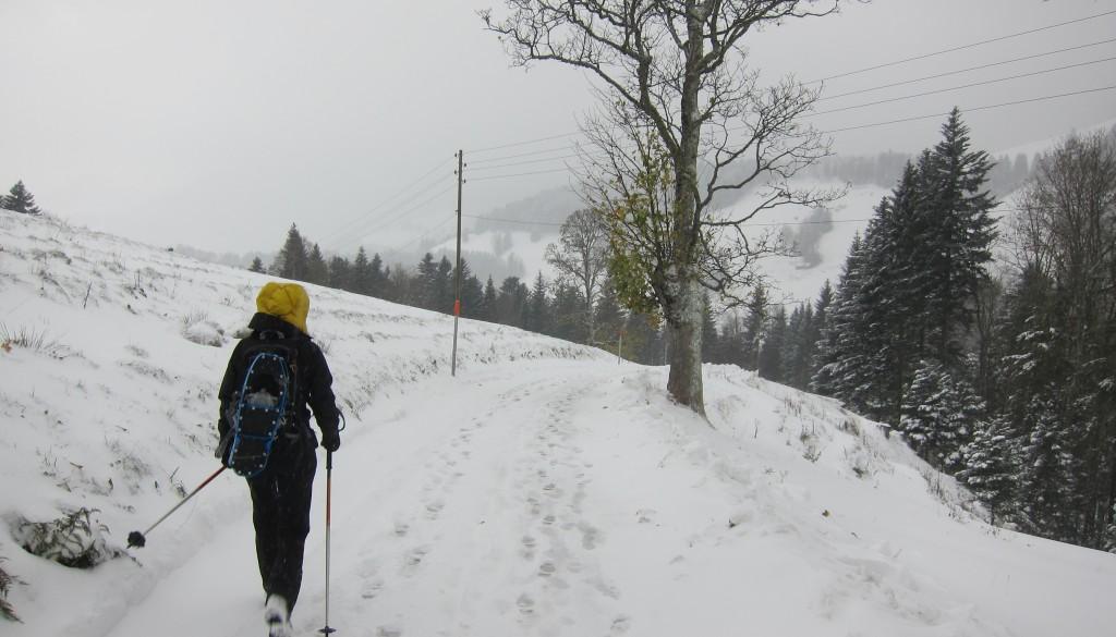 Atzmännig – Winterspaziergang