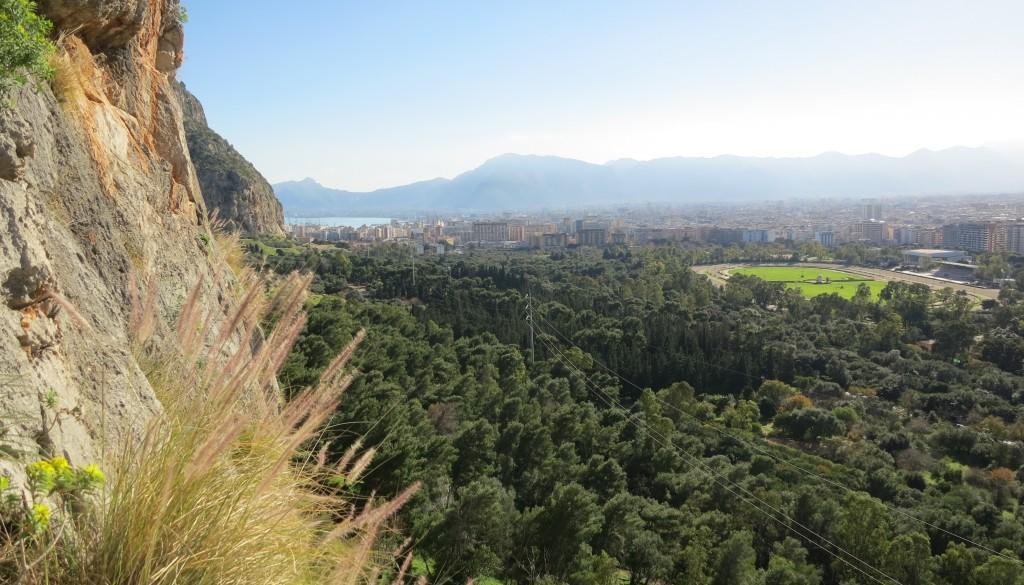 Palermo – Klettergarten Lo Schiavo