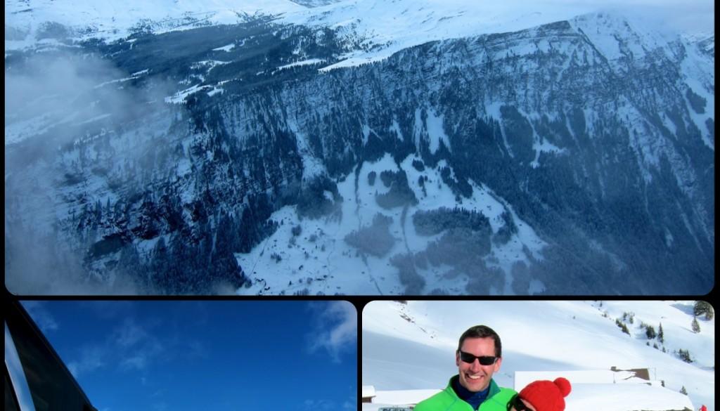 Grindelwald, Burg – Skitour
