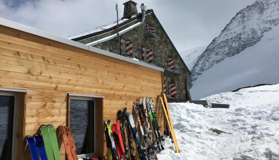 Tierberglihütte – Skitour