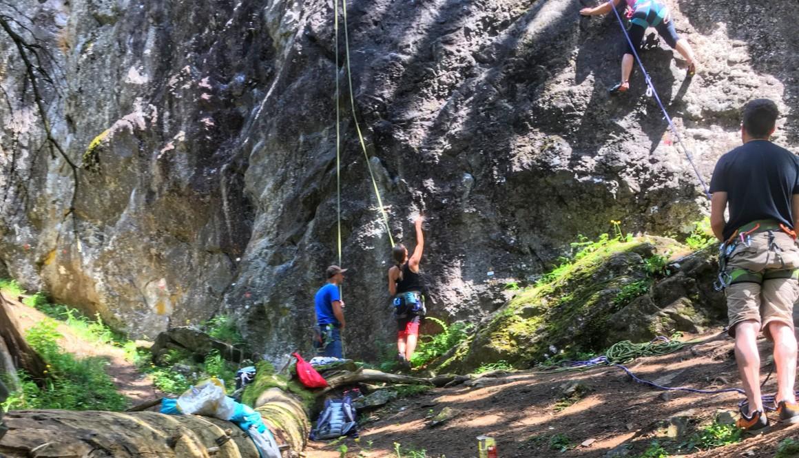 Bitschji – Klettergarten