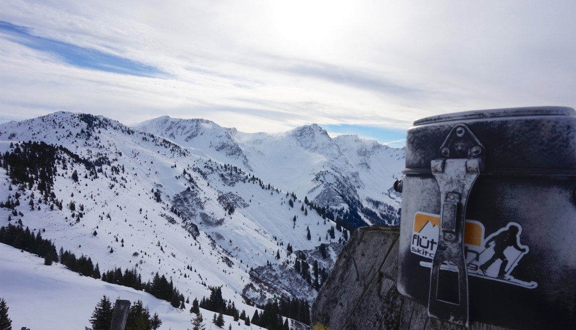 Wannenspitz – Skitour