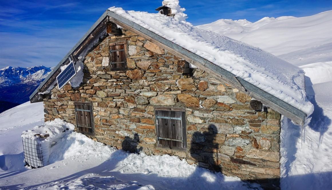 Skitour – Straffulgrat