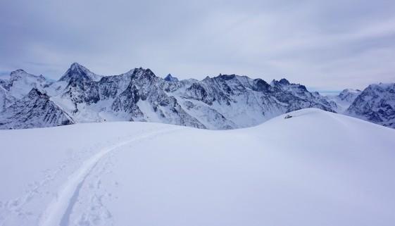 Pointe de Vouasson – Skitour