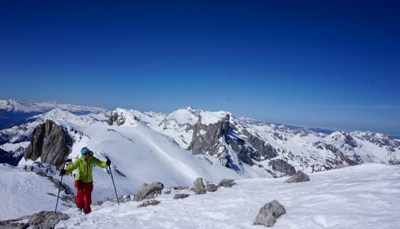 Sulzfluh – Skitour