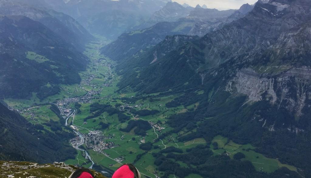 Gipfelsammeln im Glarnerland