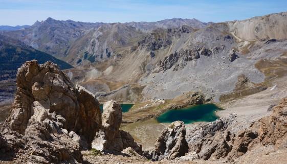 Überschreitung Monte Scaletta