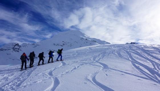 Hohture – Wanderleiterausbildung auf dem Simplon