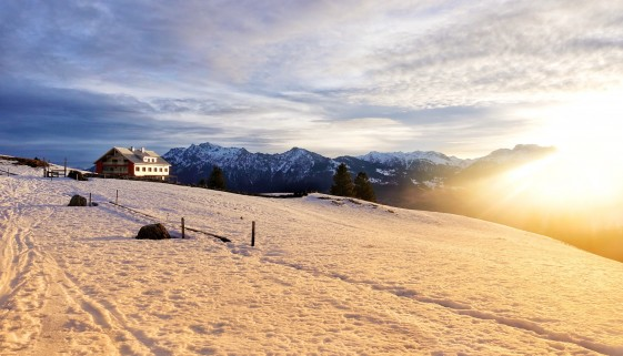 Alvier – Skitour