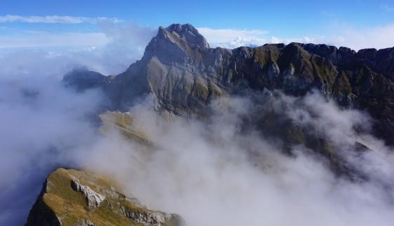 Alpsteindurchquerung und Säntis